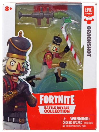 Fortnite Epic Games Battle Royale Collection Crackshot 2-Inch Mini Figure