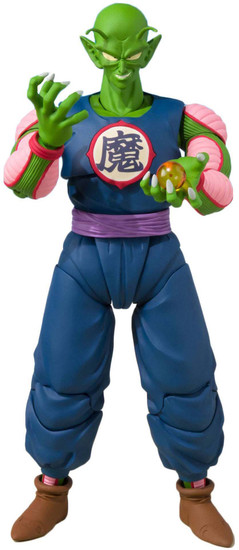 Dragon Ball S.H. Figuarts King Piccolo Daimao Action Figure