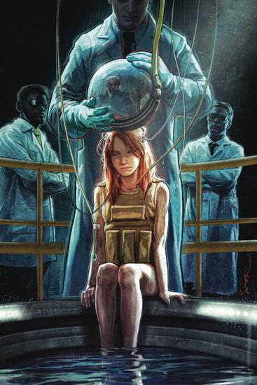 Dark Horse Stranger Things Six #3 of 4 Comic Book