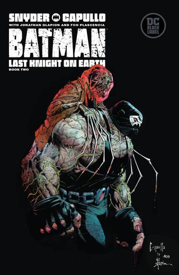 DC Black Label Batman Last Knight on Earth #2 of 3 Comic Book