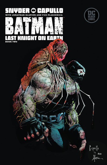 DC Black Label Batman Last Knight on Earth #2 of 3 Comic Book