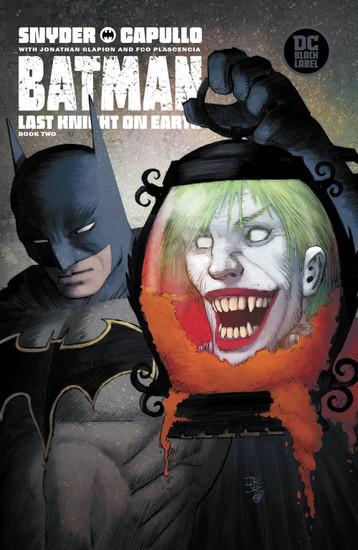 DC Black Label Batman Last Knight on Earth #2 of 3 Comic Book [John Romita, Jr. (JRJR) Variant Cover]