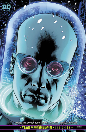 DC Detective Comics #1008 Comic Book [Bryan Hitch Variant Cover]