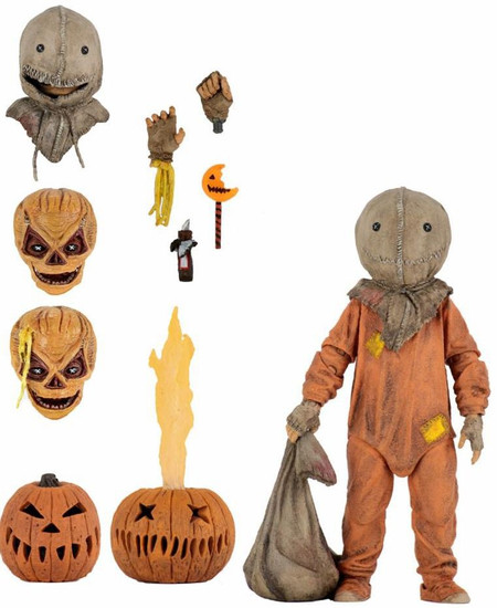 NECA Trick 'r Treat Sam Action Figure [Ultimate Version]