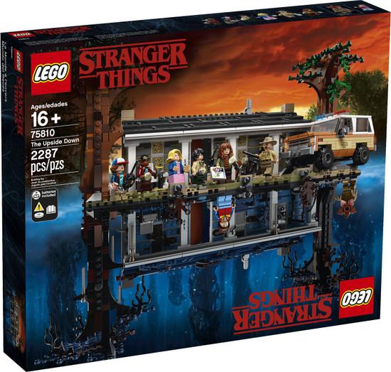 LEGO Stranger Things The Upside Down Set #75810