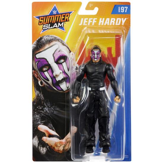 WWE Wrestling Series 97 Jeff Hardy Action Figure