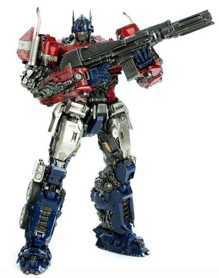 "Transformers Bumblebee Movie Optimus Prime 11.2-Inch 11.2"" Deluxe Scale Figure [2018 Movie Version]"