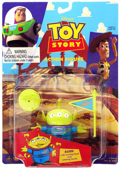 Toy Story Alien Action Figure