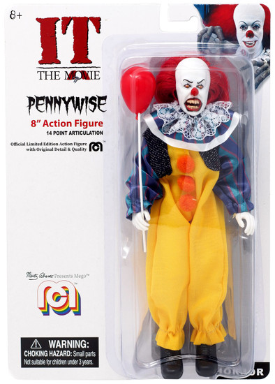 Horror IT Pennywise Action Figure