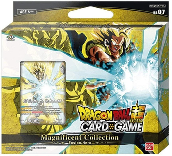 Dragon Ball Super Collectible Card Game Magnificent Collection Gogeta