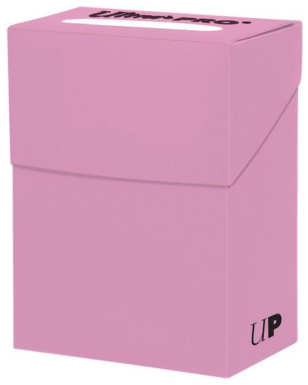 Ultra Pro Card Supplies Hot Pink Deck Box