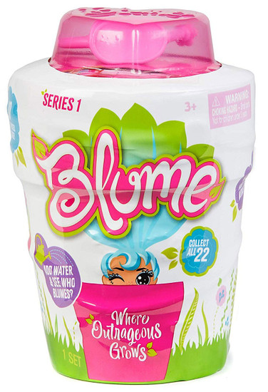 Series 1 Add Water & See Who Blumes? Mystery Pack