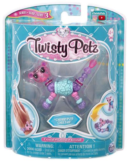 Twisty Petz Series 3 Cherrypuff Cheetah Bracelet