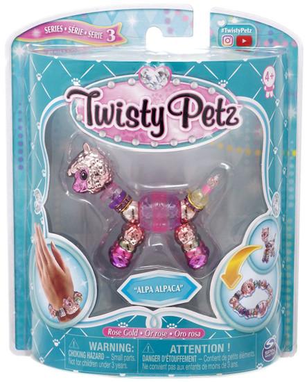 Twisty Petz Series 3 Alpa Alpaca Bracelet