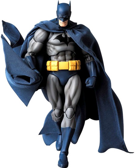 DC MAFEX Batman Action Figure [Hush, Blue Costume]