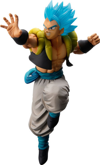 Dragon Ball Ichiban Super Saiyan God SS Gogeta 6.3-Inch Collectible PVC Figure