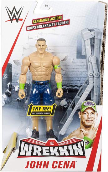 WWE Wrestling Wrekkin' John Cena Action Figure