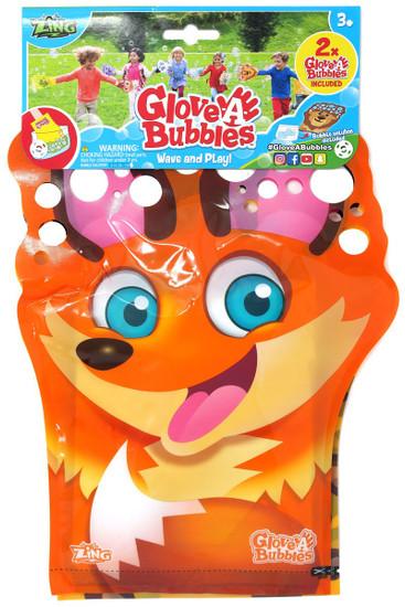 Glove A Bubble Fox & Cheetah 2-Pack