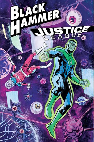 Dark Horse / DC Comics Black Hammer Justice League #2 of 5 Comic Book