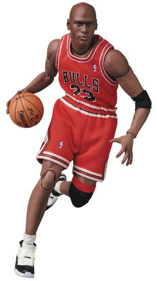 Medicom Toys Chicago Bulls MAFEX Michael Jordan Action Figure (Pre-Order ships January)