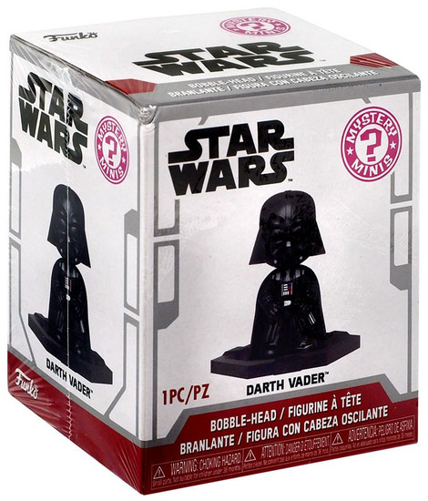 Funko Star Wars Mystery Minis Darth Vader Exclusive Mystery Pack