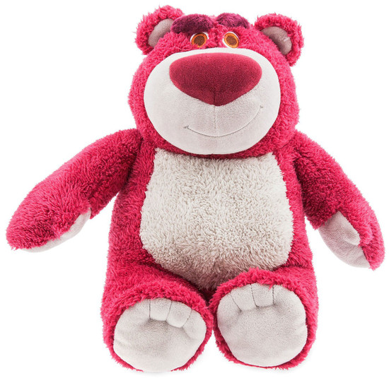 Disney Toy Story 3 Lotso Exclusive 12-Inch Medium Plush [Scented]
