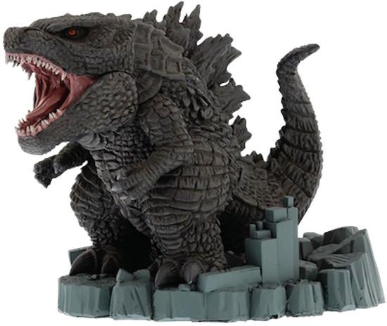 Godzilla: King of Monsters Godzilla Deforume Godzilla 3.5-Inch Collectible PVC Figure [Version 2]