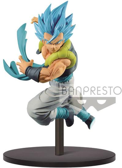 Dragon Ball Z Chosenshiretsuden Super Saiyan Blue Gogeta 6.7-Inch Collectible PVC Figure Vol. 5