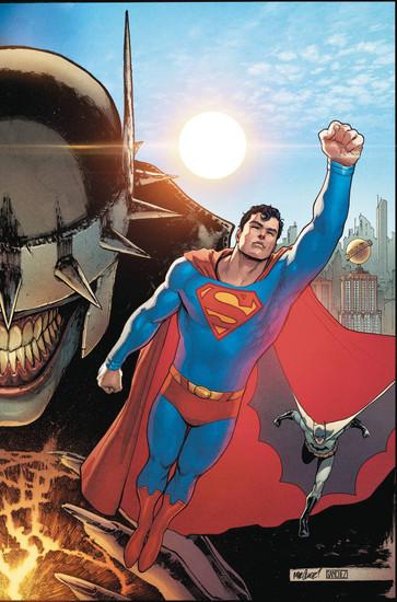 DC Batman Superman #1 Comic Book [Superman Cover]