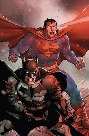 DC Batman Superman #1 Comic Book [Leinil Yu Variant Cover]