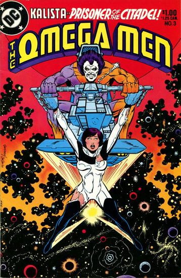 The Omega Men #3 Comic Book [1st Lobo] [Very Fine]