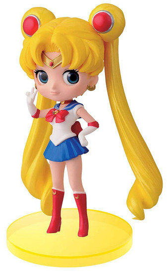 20th Anniversary Q Posket Petit Vol. 1 Sailor Moon 2.8-Inch Collectible Figure