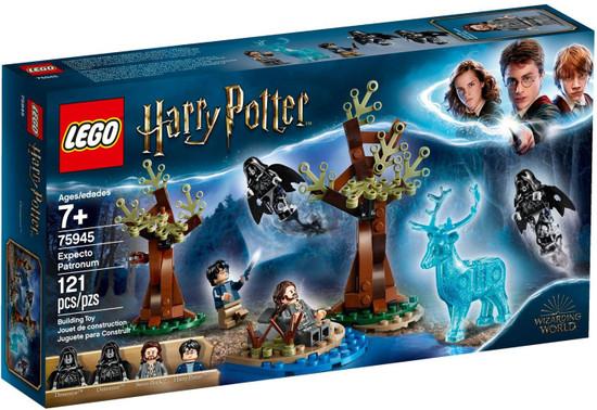 LEGO Harry Potter Expecto Pantronum Set #75945