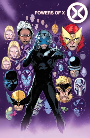 Marvel Comics Powers of X #4 Comic Book