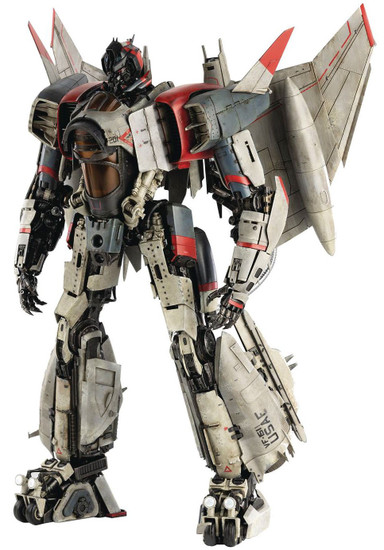 "Transformers Bumblebee Movie Blitzwing 17.5-Inch 17.5"" Premium Scale Figure [2018 Movie Version, Non-Refundable Deposit] (Pre-Order ships November)"