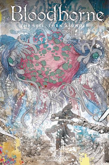 Titan Comics Bloodborne #14 The Veil, Torn Asunder Comic Book