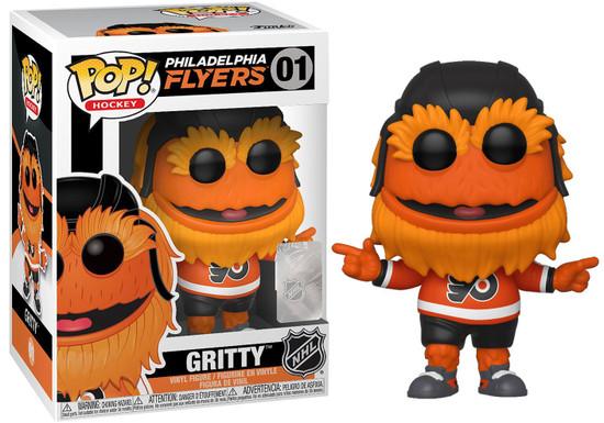 Funko NHL Philadelphia Flyers POP! Sports Hockey Gritty Vinyl Figure [Mascot]