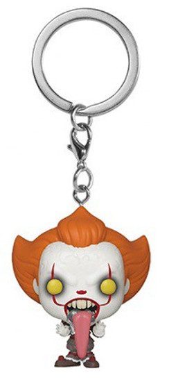Funko It Chapter 2 Pocket POP! Pennywise Keychain [with Dog Tongue]
