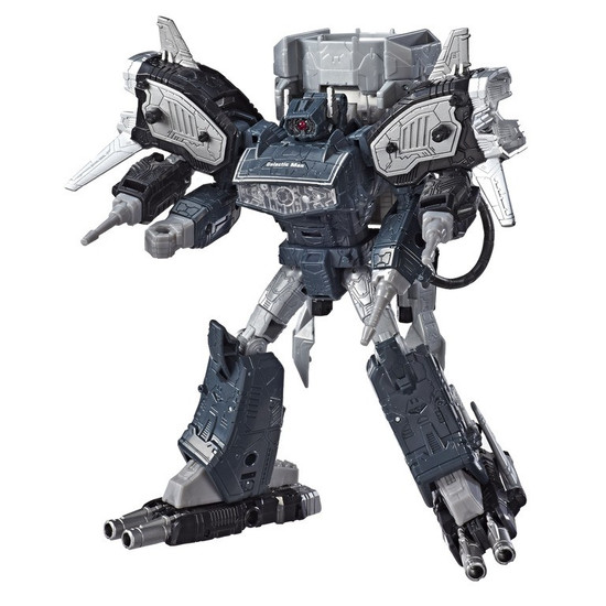 Transformers Generations Selects Galactic Man Shockwave Leader Action Figure WFC-GS03