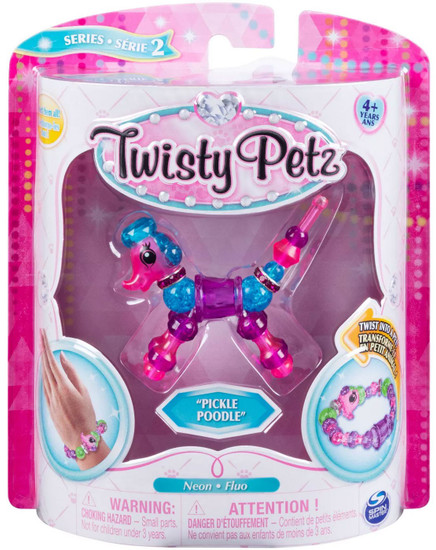 Twisty Petz Series 2 Pickle Poodle Bracelet