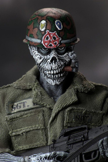 """8/"""" vestiti Action Figure-Il sergente D NECA-Stormtrooper della morte"""