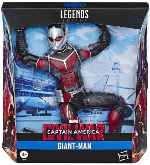 Captain America Civil War Marvel Legends Giant-Man Deluxe Action Figure