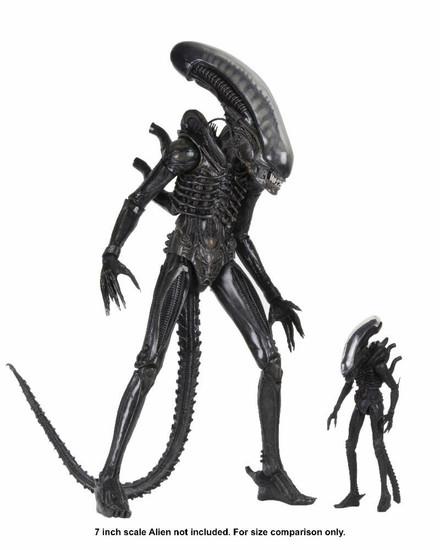 NECA Quarter Scale Big Chap Alien Xenomorph Action Figure [Ultimate 40th Anniversary]