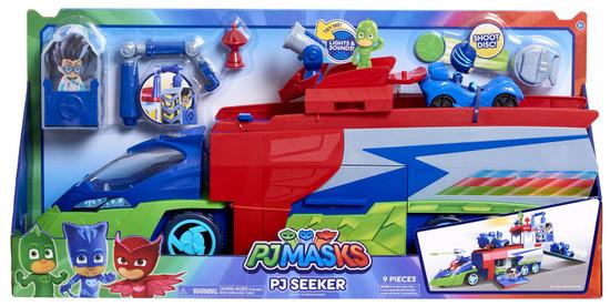 Disney Junior PJ Masks PJ Seeker Vehicle Playset