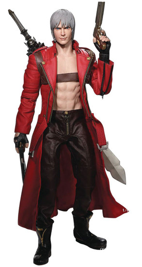 Asmus Toys Devil May Cry III Dante Action Figure