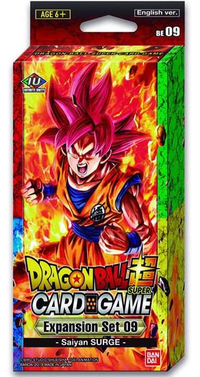 Dragon Ball Super Trading Card Game Saiyan Surge Expansion Set [09]