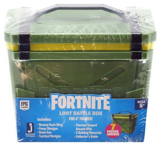 Fortnite Bonesy Back Bling Loot Battle Box