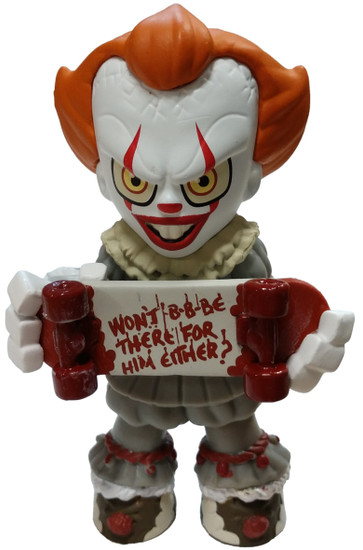 Funko IT Chapter 2 Pennywise Exclusive 1/12 Mystery Minifigure [Skateboard Loose]