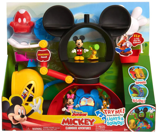 Disney Mickey Mouse Clubhouse Adventures Playset