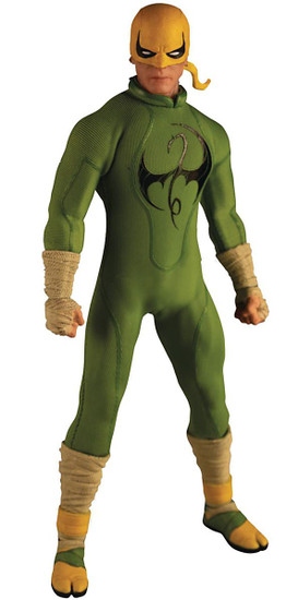 Marvel One:12 Collective Iron Fist Deluxe Action Figure (Pre-Order ships October)